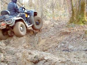 Encore de la boue !