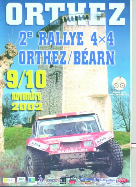 Rallye 2002