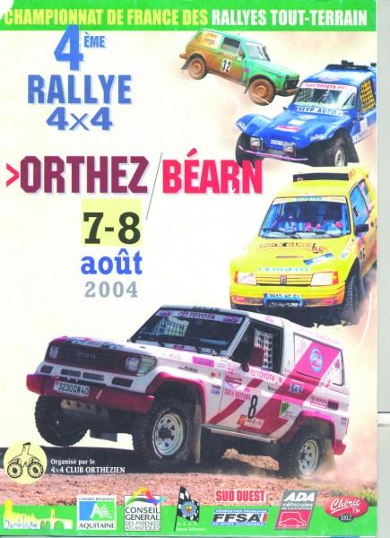 Rallye 2004