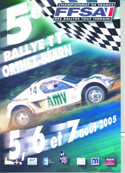 Rallye 2005