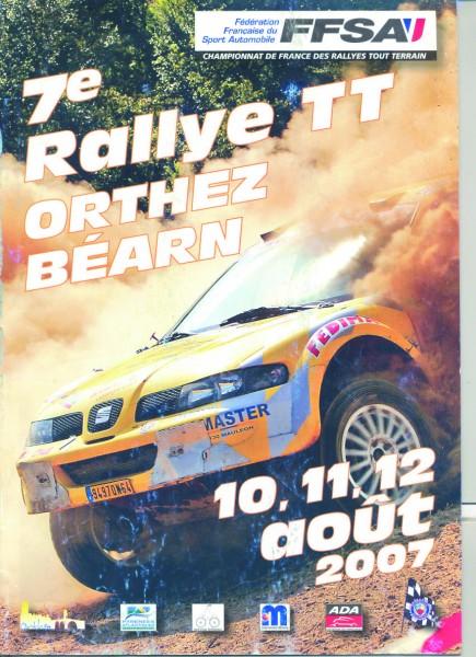 Rallye 2007
