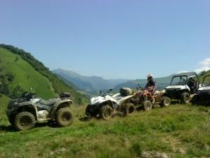 MAGNIFIQUE panorama sur la vallée du Barretous